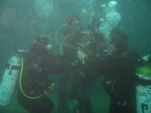 Rescue Diver Cert