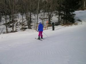 Bromley Mtn Skiing